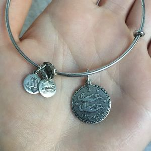 Gemini Alex and Ani bracelet